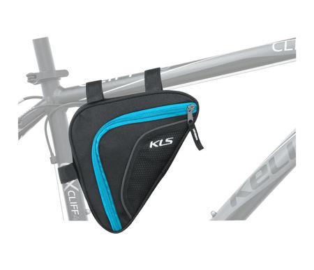 Picture of KLS TORBICA Frame Bag KLS WEDGE blue