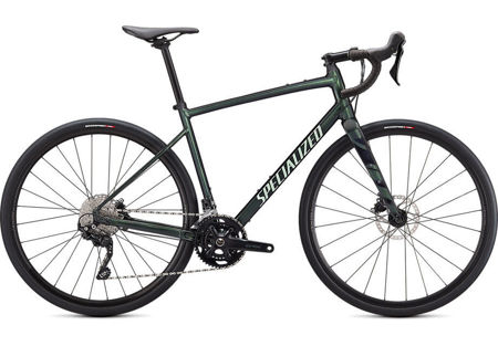 Picture of Specialized Diverge Elite E5 Metallic Green