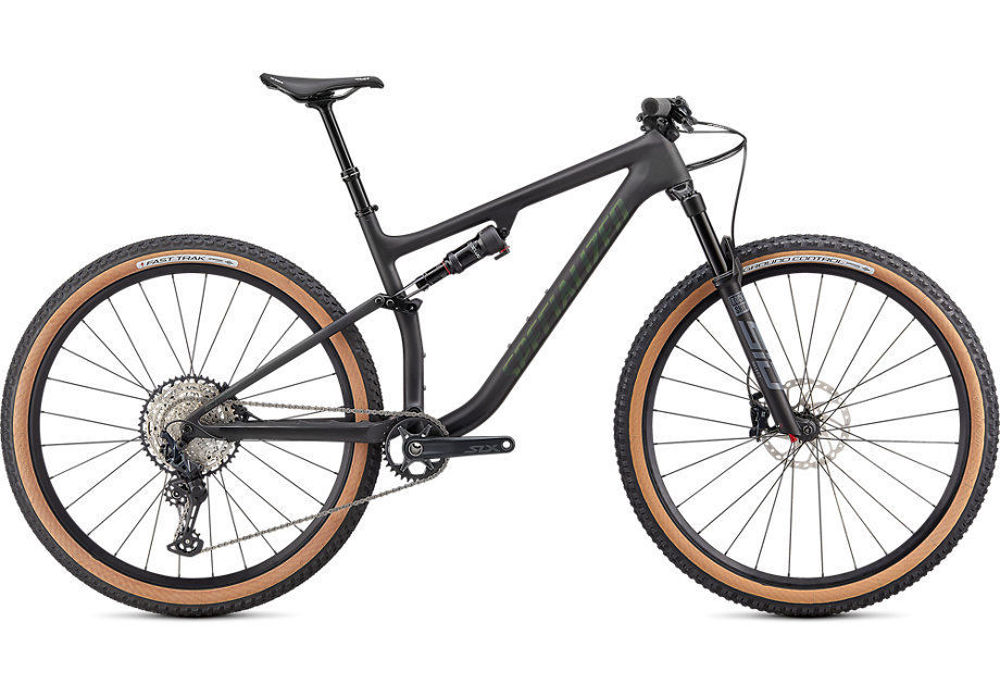 Picture of Specialized Epic EVO Comp SATIN CARBON