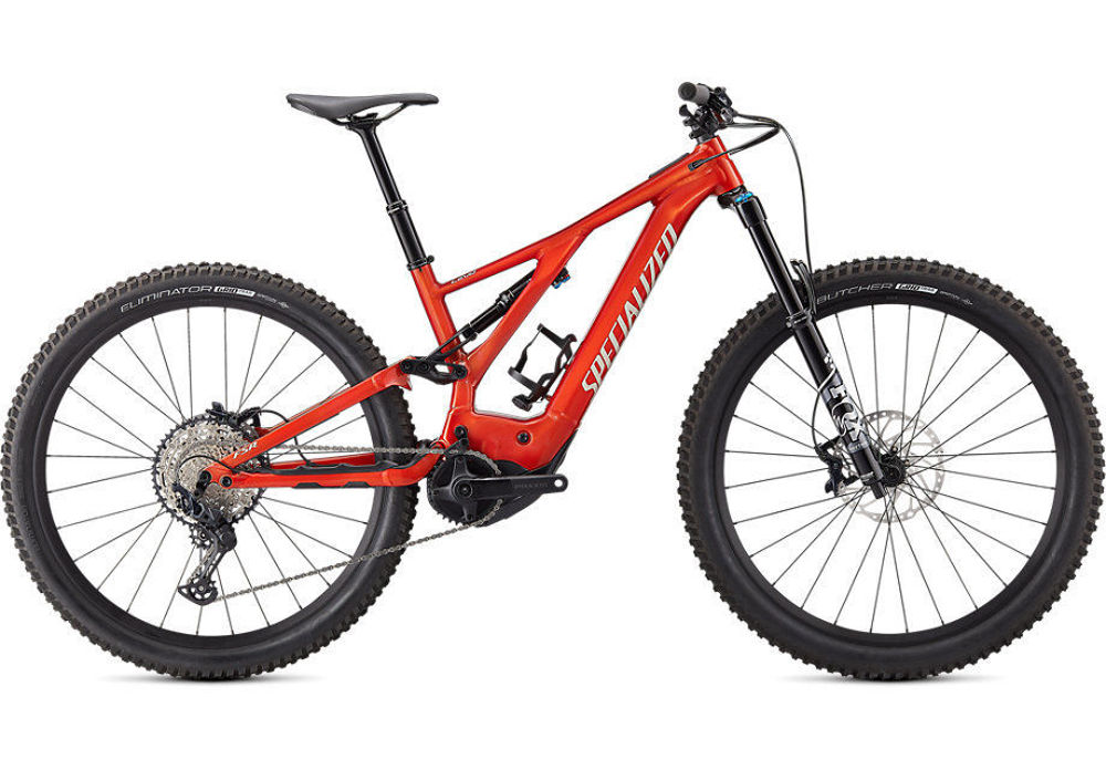 Picture of Specialized Turbo Levo Comp FSR 2021 Redwood
