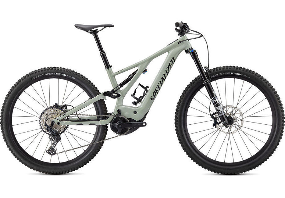 Picture of Specialized Turbo Levo Comp FSR 2021 Spruce