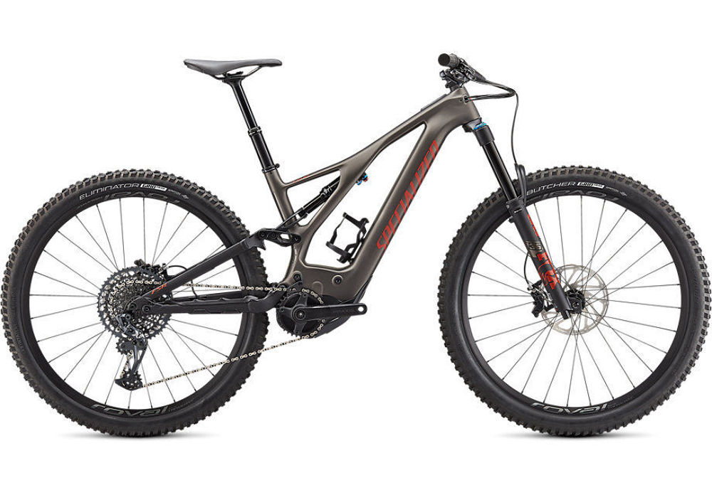 Picture of Specialized Turbo Levo Expert Carbon FSR 2021 Gunmetal