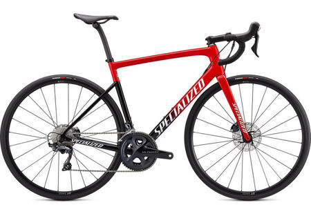 Picture of Specialized Tarmac SL6 Comp 2021 Red Tint Fade