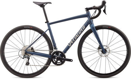 Picture of Specialized Diverge Elite E5 Blue Metallic