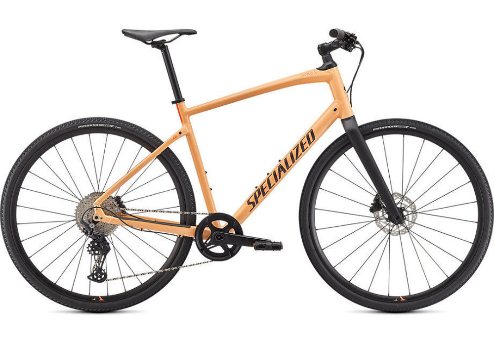 Picture of Specialized Sirrus X 4.0 2021 ICE PAPAYA