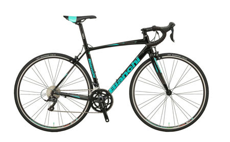 Picture of BIANCHI NIRONE 7 ALU TIAGRA 10S 5F-BLACK/CK16