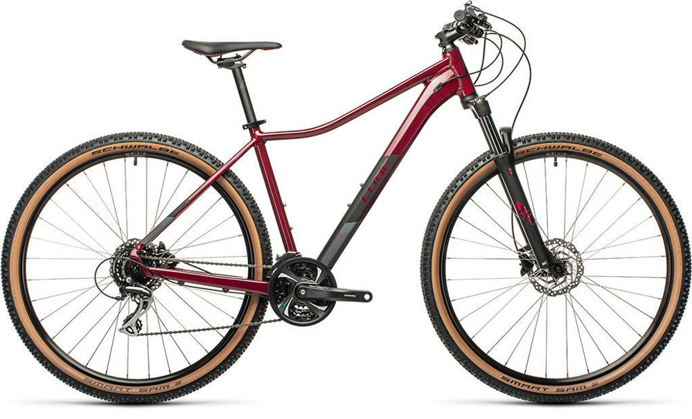 Picture of CUBE ACCESS WS EXC DARKBERRY´N´BLACK 2021