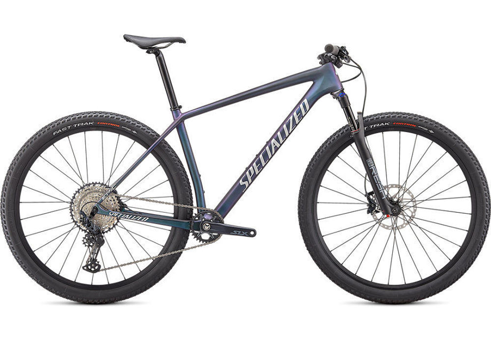 Picture of Specialized Epic HT Comp SATIN CARBON 2021