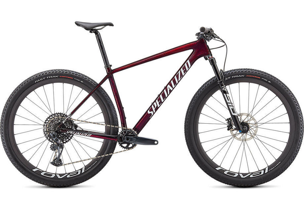Picture of Specialized Epic HT Expert RED TINT 2021