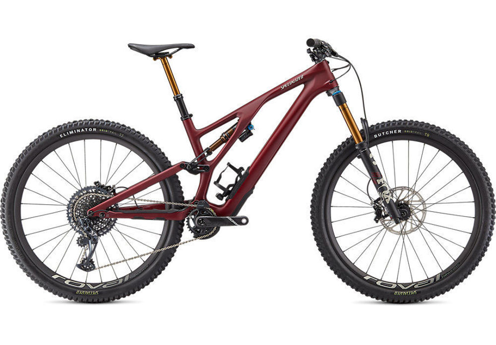 Picture of Specialized Stumpjumper Evo PRO MAROON 2021