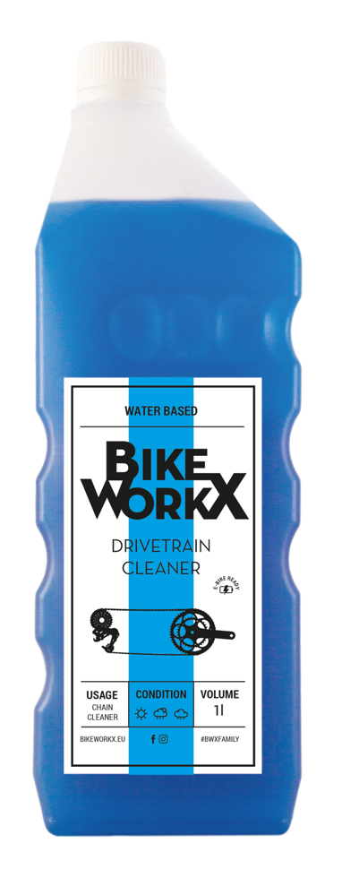 Picture of BikeWorkX DriveTrain Cleaner 1l