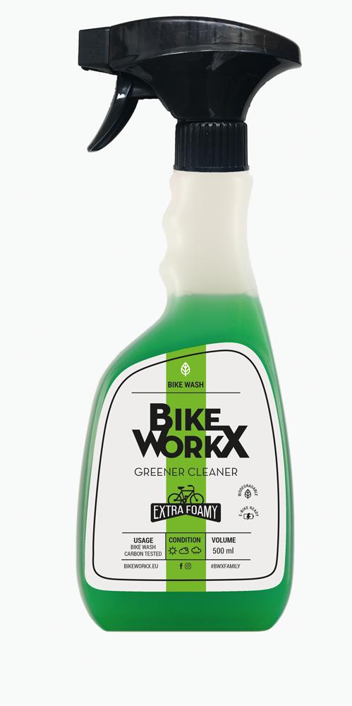 Picture of BikeWorkX Greener Cleaner raspršivač 500ml