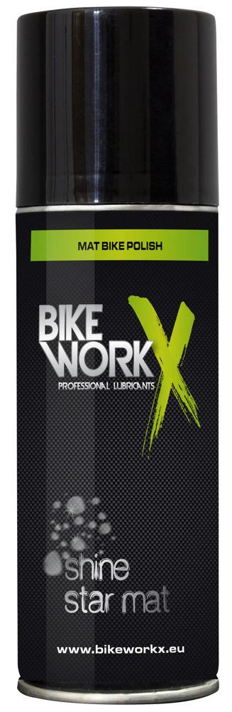 Picture of BikeWorkX Shine Star MAT 200ml
