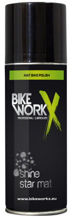 Picture of BikeWorkX Shine Star MAT 200ml