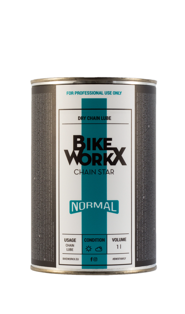 Picture of BikeWorkX Chain Star Normal 1l