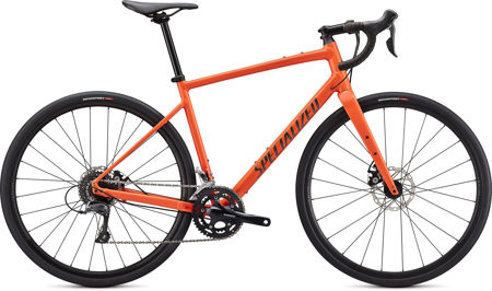 Picture of Specialized Diverge Base E5 Blaze 2021