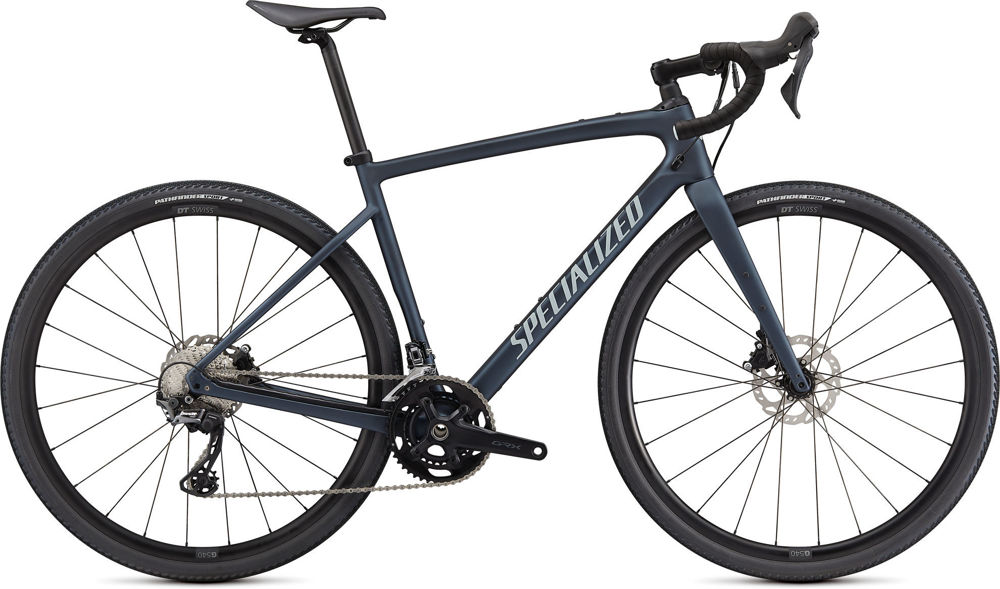 Picture of Specialized Diverge Sport Carbon  Cast Blue 2021