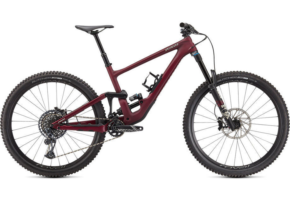 Picture of Specialized Enduro Expert SATIN MAROON 2021