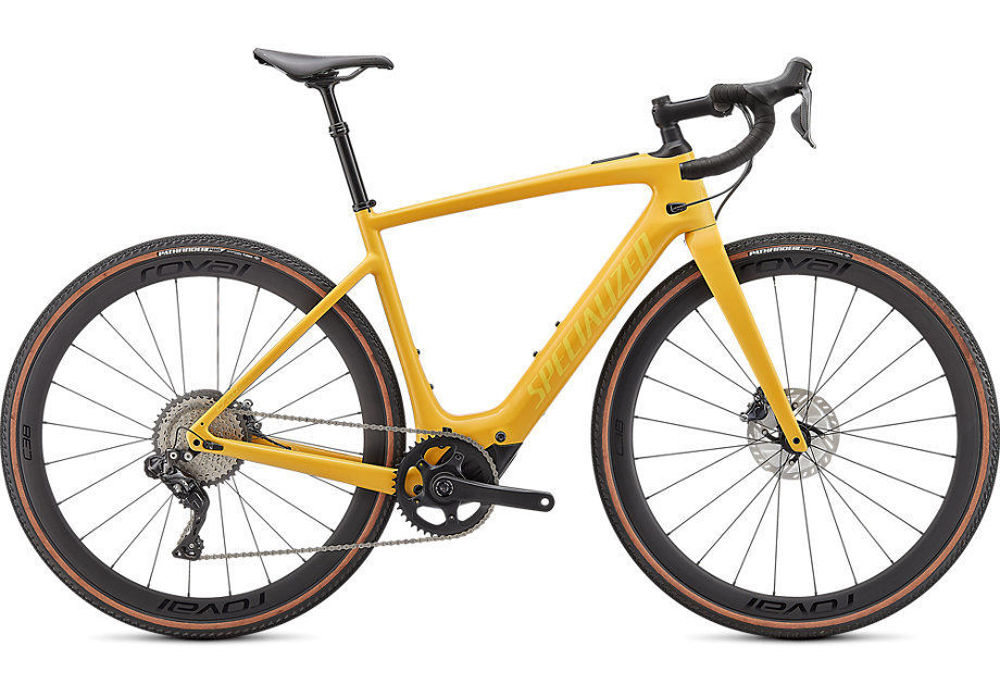 Picture of Specialized TURBO CREO SL EXPERT EVO 2021 Brassy Yellow