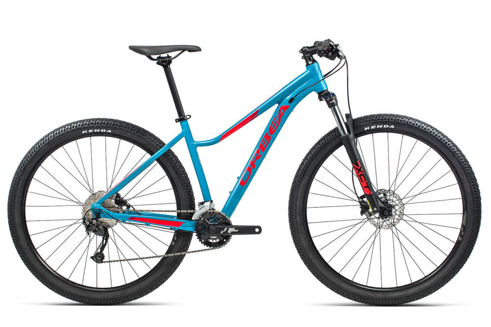 Picture of ORBEA MX 27 ENT 40 BLUE-RED 2021