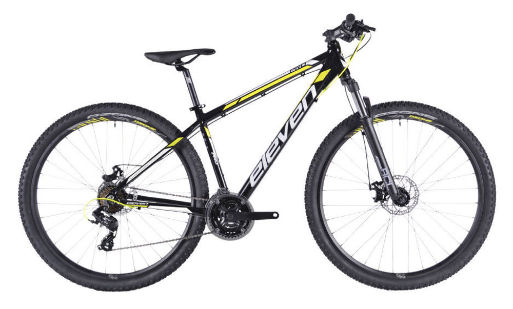Picture of ELEVEN PRO DISC 29 BLACK/YELLOW