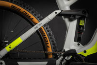 Picture of CUBE STEREO HYBRID 140 HPC RACE 625 GREY´N´YELLOW 2021
