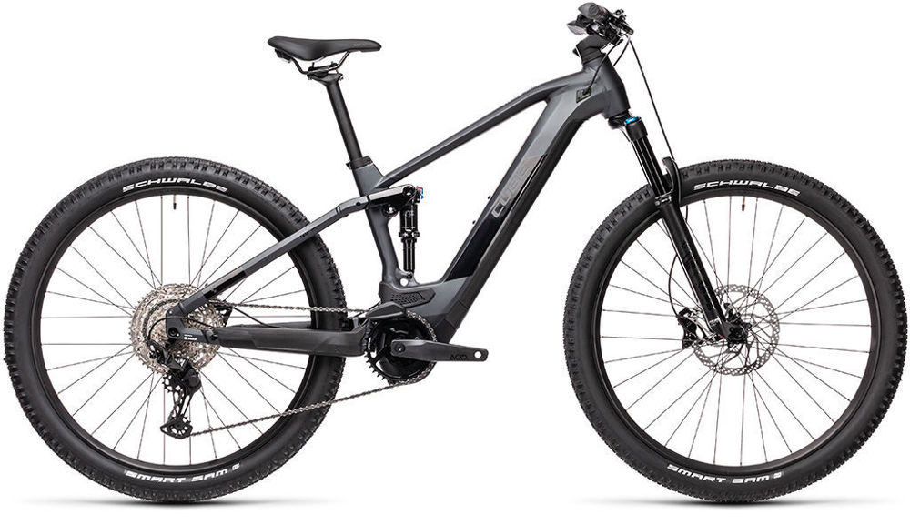 Picture of CUBE STEREO HYBRID 120 RACE 625 IRIDIUM´N´BLACK 2021