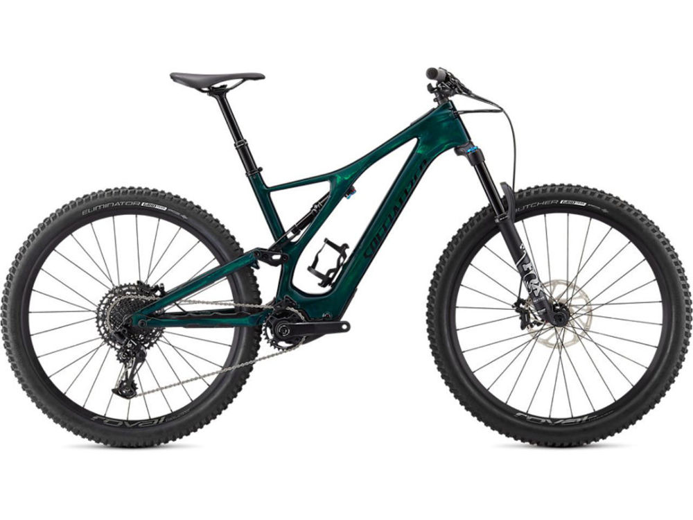 Picture of Specialized TURBO LEVO SL COMP CARBON 2021 Green Tint