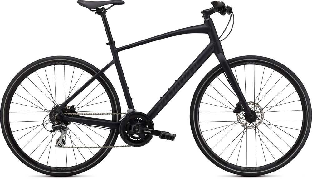 Picture of Specialized Sirrus 2.0 2021 Cast Black