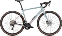 Picture of Specialized Diverge Comp Carbon Ice Blue 2021