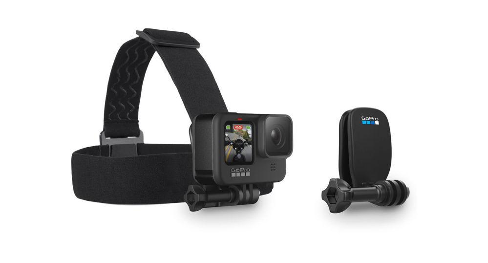 Picture of GoPro Head Strap+ QuickClip ACHOM-001