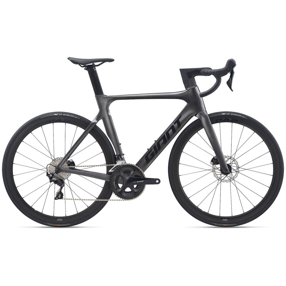 Picture of Giant Propel Advanced 2 Disc (2021), crna