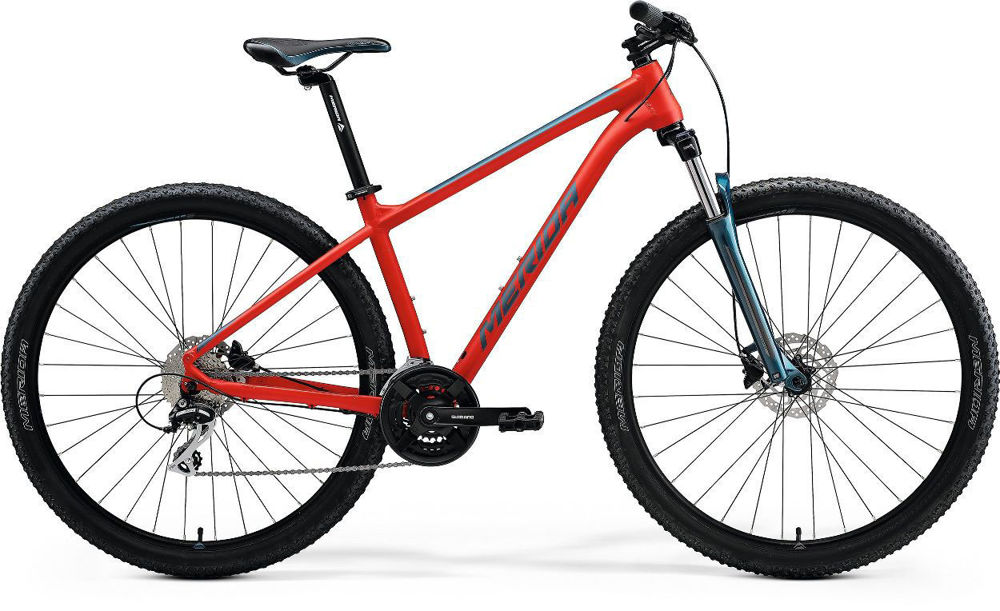 Picture of Merida Big.Nine 20 Red 2021.