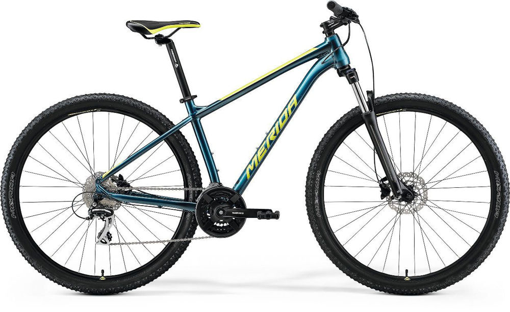 Picture of Merida Big.Nine 20 Blue 2021.