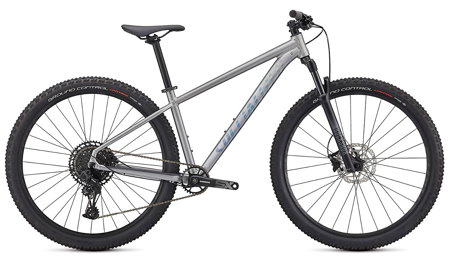 Picture of Specialized Rockhopper Expert 2021 SILVER DUST / BLACK HOLOGRAPHIC