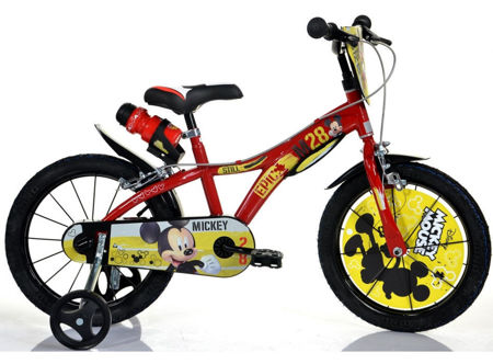 """Picture of DINO BIKES 16"""" MICKEY MOUSE"""