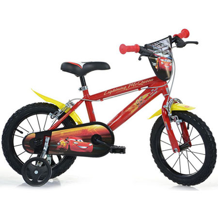 """Picture of DINO BIKES 16"""" CARS MOVIE"""