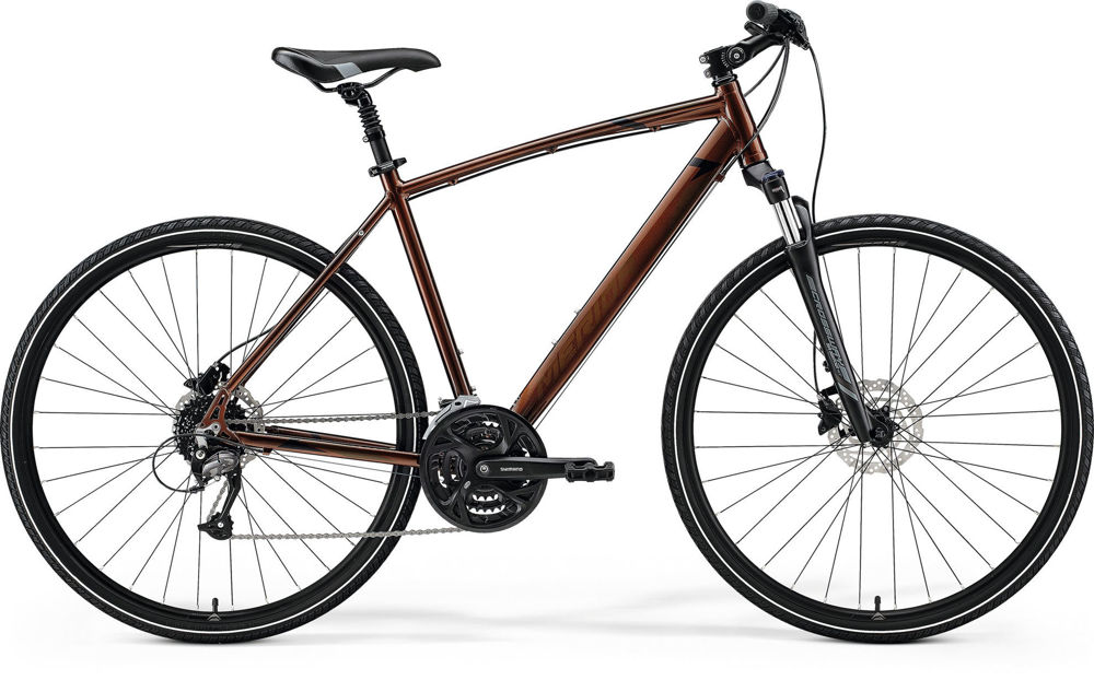 Picture of Merida Crossway 40 Brown 2021