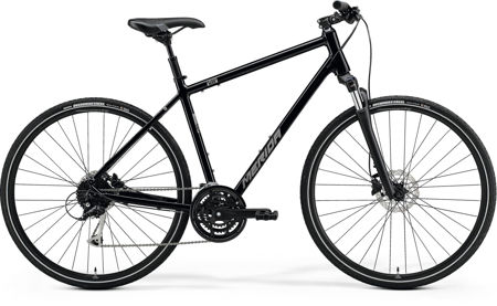 Picture of Merida Crossway 100 Black 2021