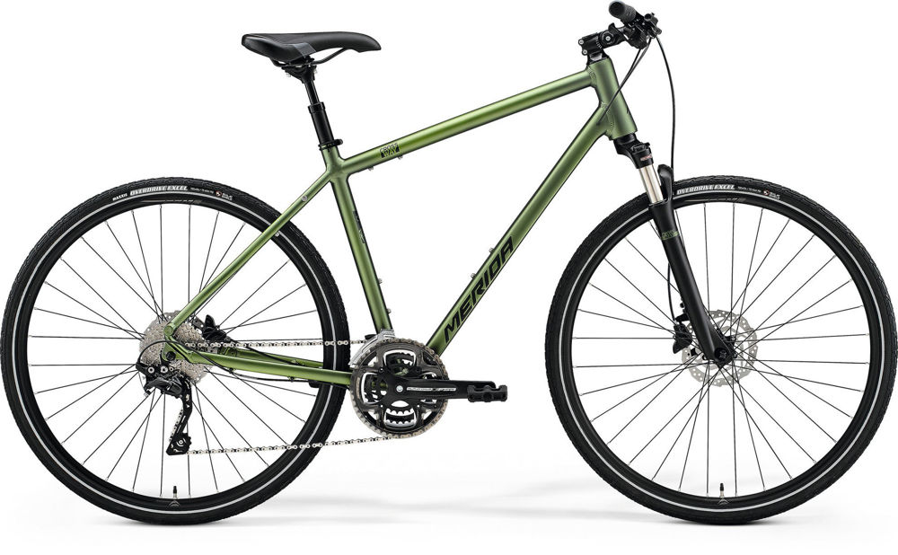Picture of Merida Crossway 300 MT Green 2021