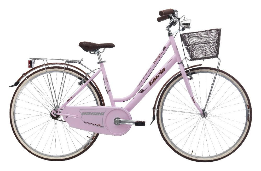 "Picture of CINZIA 28"" VILLAGE LADY SS V-BRAKE PINK"