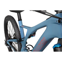 Picture of Specialized Turbo Levo SL Comp Carbon STORM GREY / ROCKET RED