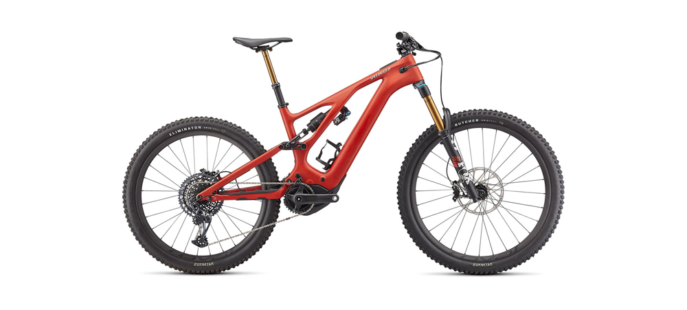 Picture of Specialized TURBO LEVO PRO FSR 2022 Satin Redwood