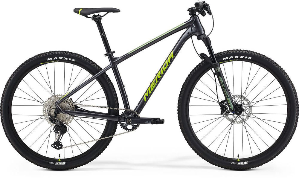 Picture of Merida Big.Nine SLX-Edition Anthracit 2021.