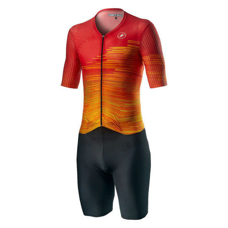 Picture of Castelli  Tri odjelo PR SPEED SUIT FIERY RED
