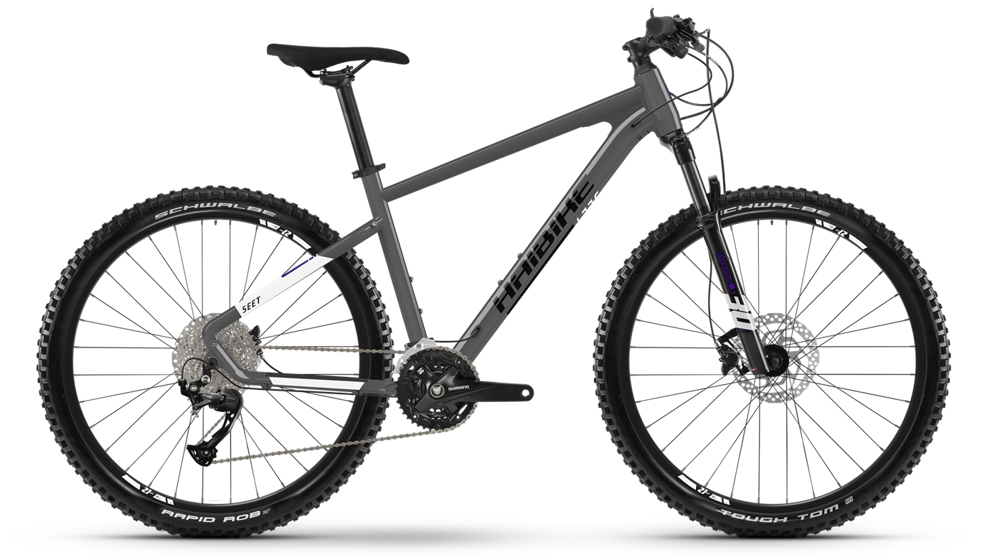 Picture of HaiBike Seet 8 black/white