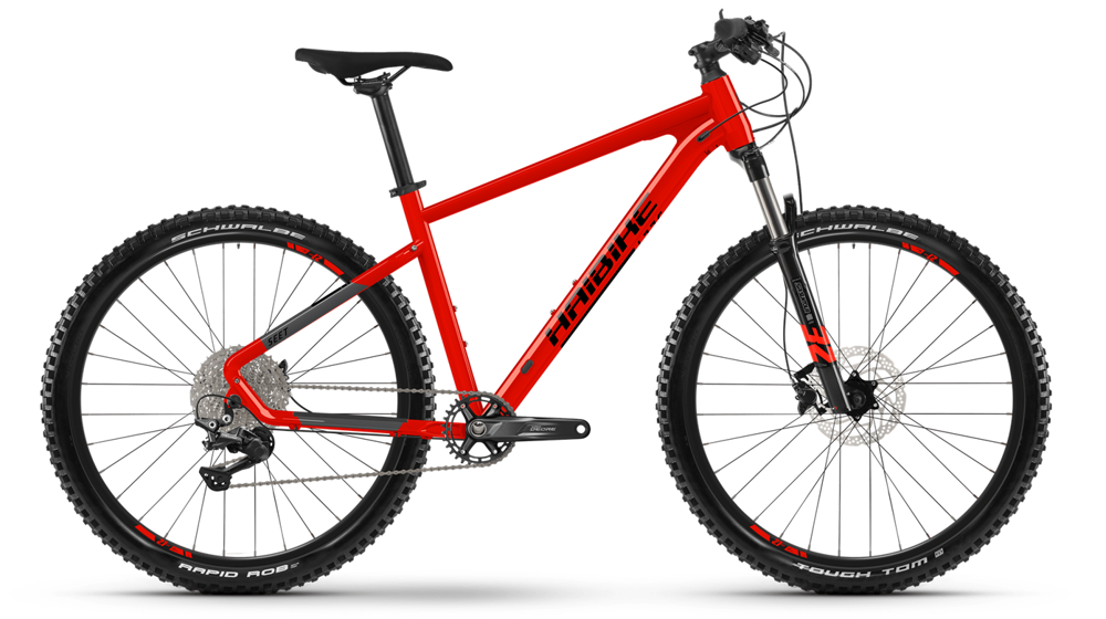 Picture of HaiBike Seet 9  red/cool grey