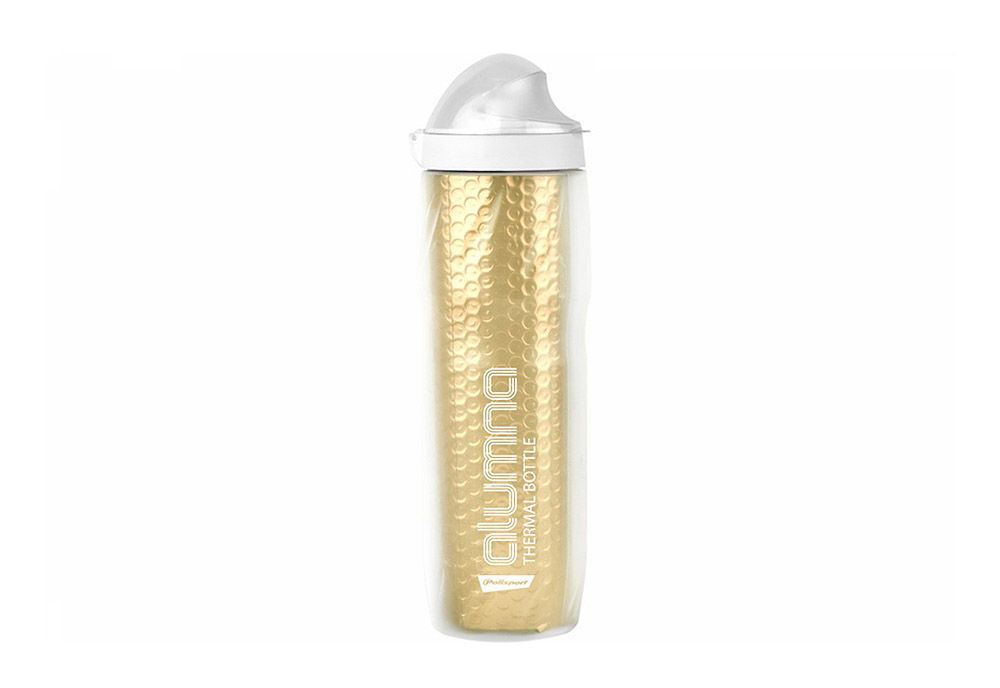 Picture of POLISPORT bidon ALUMNA Thermal 500ml Clear