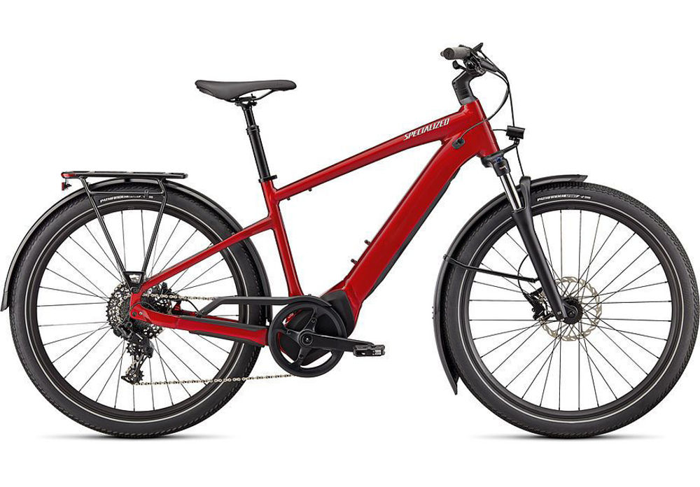 Picture of Specialized Turbo Vado 4.0 Red Tint 2022