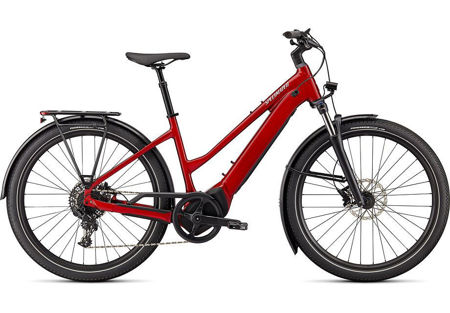 Picture of Specialized Turbo Vado 4.0 ST  Red Tint 2022